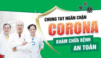 Phòng chống dịch Corona